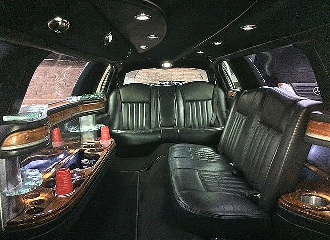 Black SUV Limo Service Chino