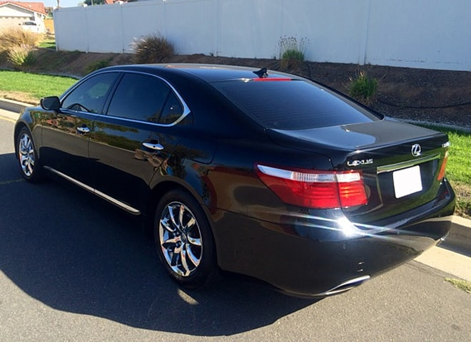 Executive Transportation Service Chino