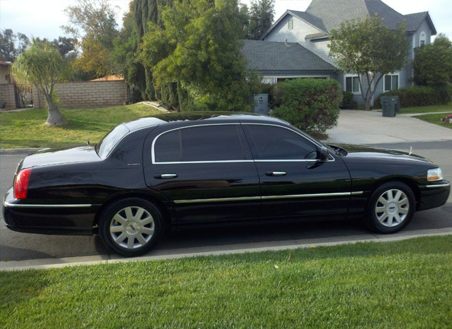 Chino Executive Sedan Transportation Service