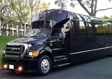 Mini Coach Service in Chino