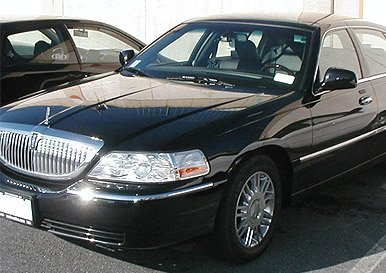 Executive Sedan Service in Chino