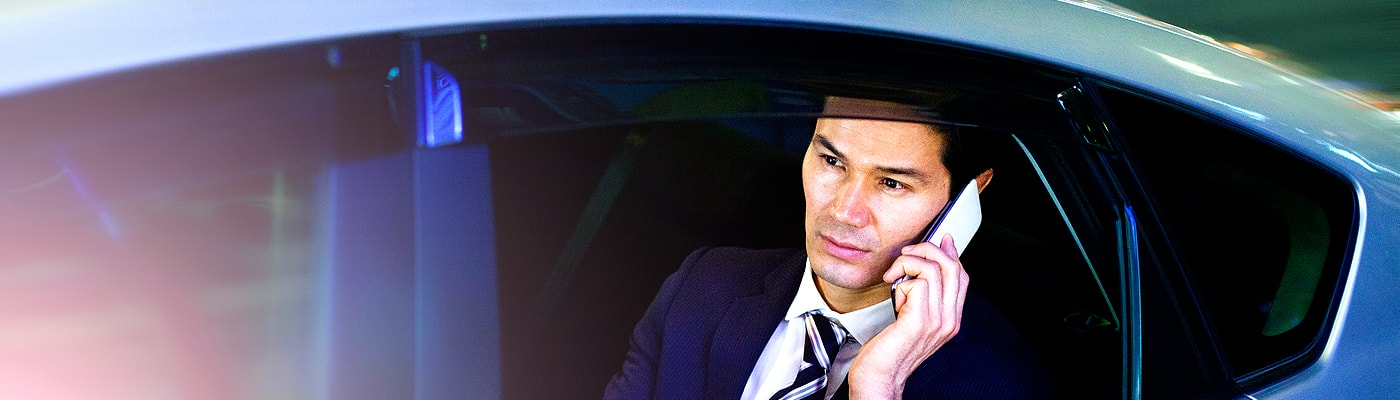 Executive Limo Services in Chino