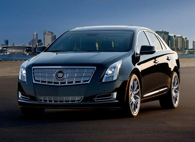 luxury sedan in chino