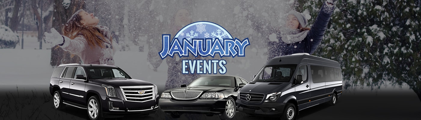 January 2018 Events and Happenings in Chino, California