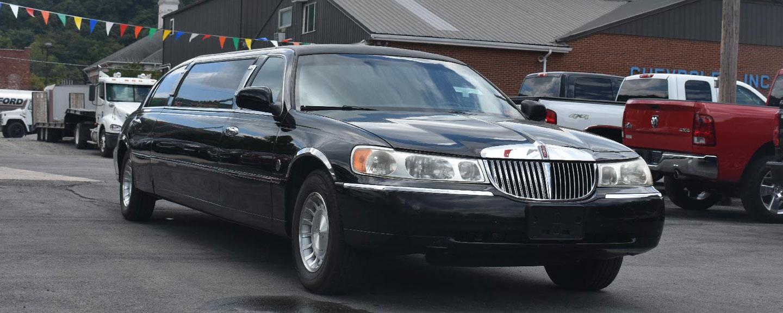 Executive Sedan Service in Chino